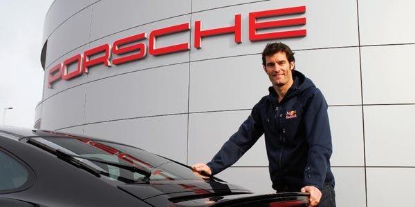 Webber avec Porsche pour 5 ans ?