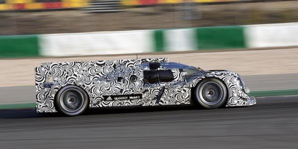 Porsche et Webber en essais à Portimao