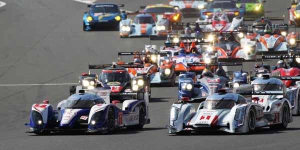 WEC 2013 : Audi et Toyota à armes égales