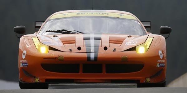 WEC/Spa : carton plein de Ferrari en GTE