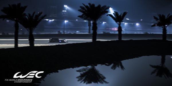 WEC : deux courses en nocturne
