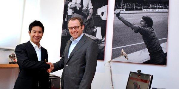 WEC : Kobayashi confirmé chez AF Corse