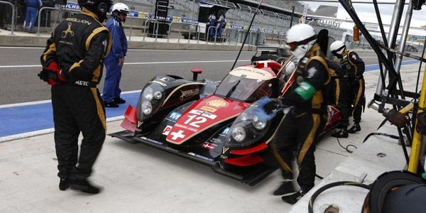 WEC : Prost prolonge avec Rebellion