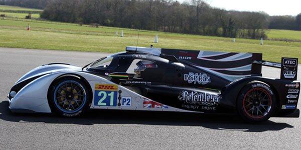 WEC : Strakka Racing repousse ses débuts