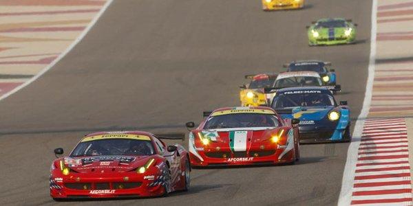 WEC : des titres pilotes LMGTE en 2013