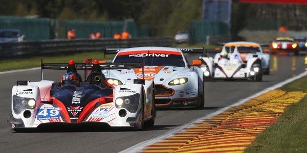 WEC : week-end parfait pour Pecom Racing