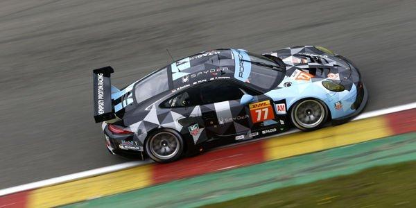 WEC : 20 voitures aux essais du Nürburgring