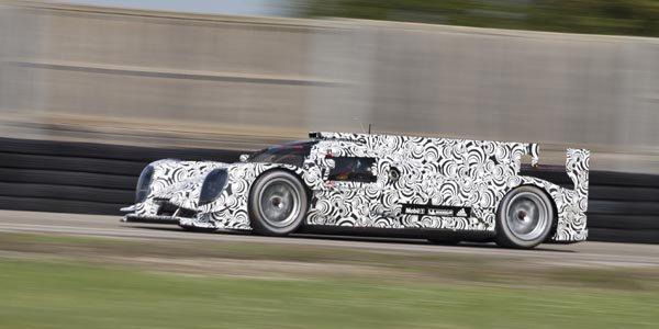 WEC 2014: Porsche place ses hommes