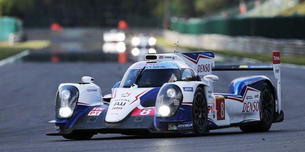 WEC : 34 voitures à Spa-Francorchamps