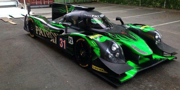 WEC : ESM a réceptionné ses Ligier JS P2