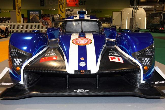 WEC : Ginetta dévoile son prototype LMP1