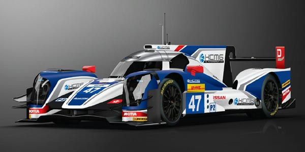 WEC : Nick Tandy avec le Team KCMG