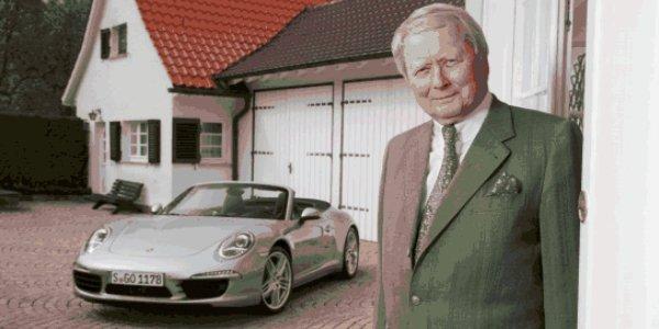 Wolfgang Porsche fête ses 70 ans