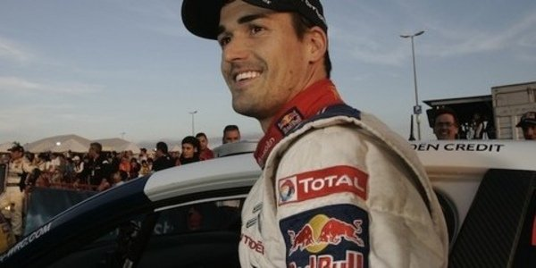 WRC : Dani Sordo rejoint Mini