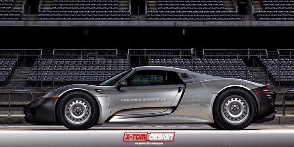 Supercars d'entrée de gamme par X-Tomi Design