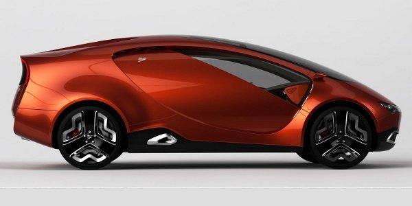 Francfort: Yo-Auto et son Yo-Concept
