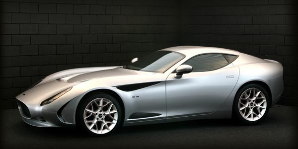 Zagato Perana Z-One en production