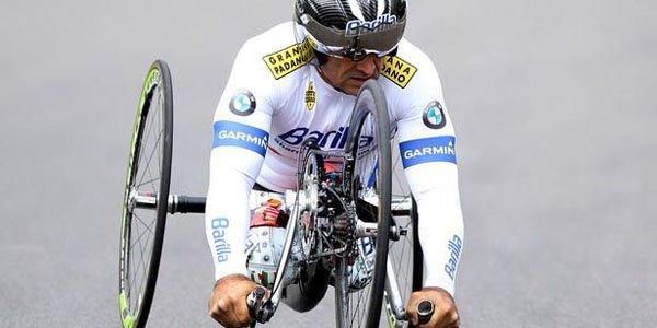 Alex Zanardi triple médaillé olympique !