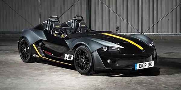 Zenos Cars dévoile son modèle E10 R