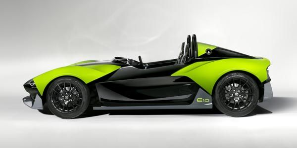 Zenos propose une version sport de son E10