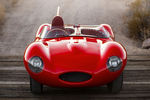 Jaguar Type D 1955 - Crédit photo : RM Sotheby's