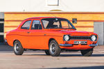 Ford Escort RS2000 1974 - Crédit photo : CCA