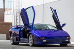 Bonhams : Lamborghini Diablo SV Twin Monterey Edition