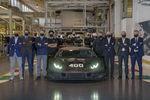 Lamborghini Huracan : déjà 400 châssis compétition produits