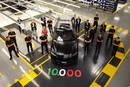 Lamborghini Urus : déjà 10 000 exemplaires produits