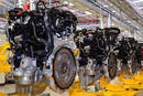 Le 4 cylindres Jaguar en production