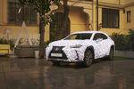 Lexus annonce les lauréats du concours Lexus UX Art Car 2021
