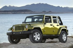 Wrangler Unlimited : Une Jeep à 4 portes !
