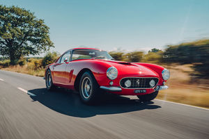 250 SWB Revival par GTO Engineering