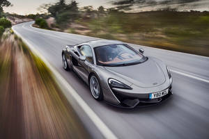 5000 McLaren vendues en Amérique