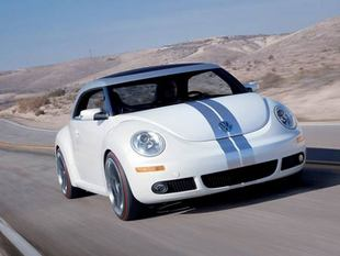 Detroit 2005 : VW New Beetle Ragster