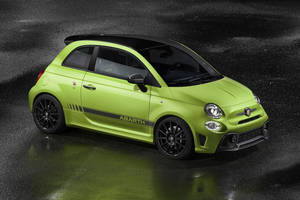 Nouvelle gamme Abarth 595