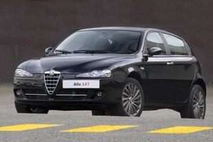 actualit alfa romeo 147 motorlegend. Black Bedroom Furniture Sets. Home Design Ideas