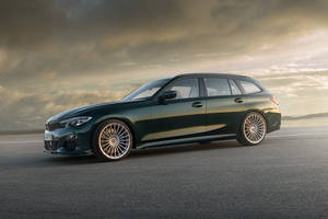 Nouvelle Alpina B3 Touring 462 ch