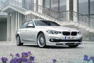 Nouvelle Alpina D3 Bi-Turbo