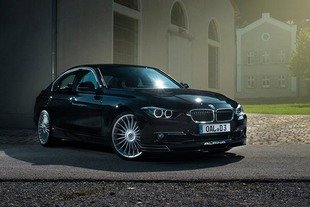 Alpina D3 bi-turbo : diesel au top