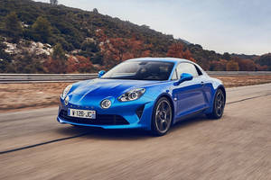 Alpine A110 : une version Sport à venir ?