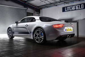 Alpine A110 par Litchfield Motors