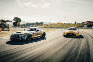AMG Driving Academy : le programme 2021