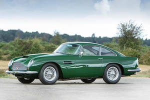 Bonhams : Aston Martin DB4GT 1961