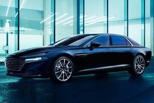 Aston Martin Lagonda, plus d'images