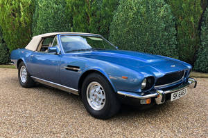 Enchères : Aston Martin ex-The Who