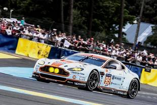 WEC : Young Driver AMR passe en GTE-Pro
