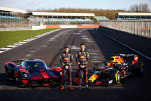 Coulthard fait la visite à Goodwood
