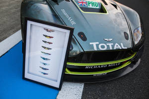 WEC : collection Aston Martin Wings