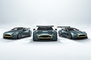 A vendre : Aston Martin Vantage Legacy Collection